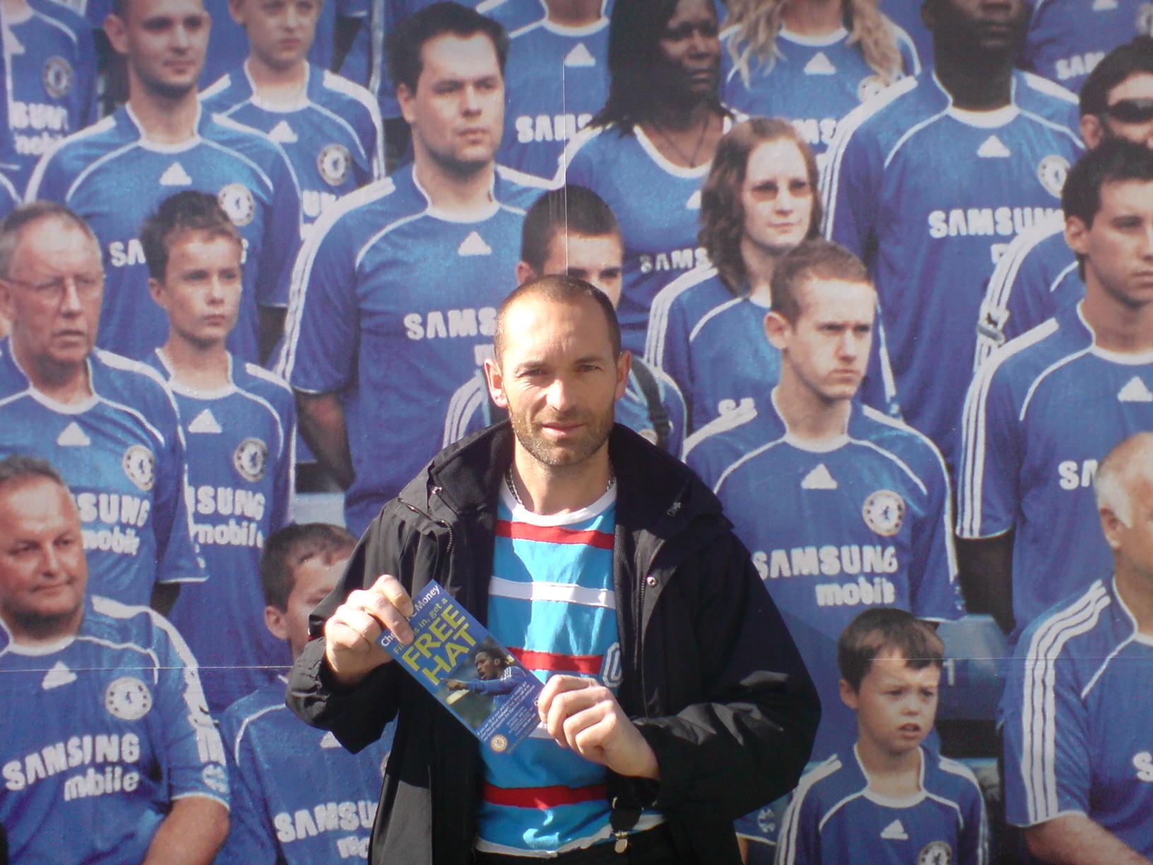 EPL: Neriskujte na londýnsku modrú