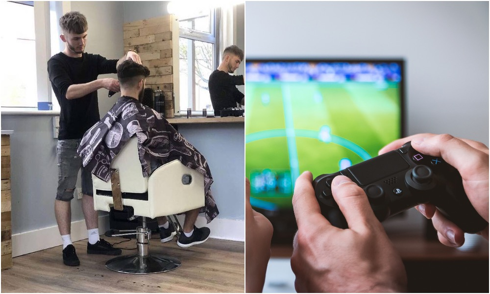 Barber FIFA 20