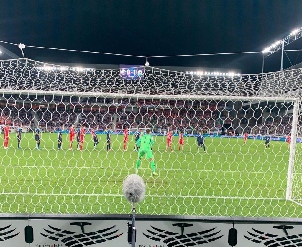 Slovensko - Wales, EURO 2020