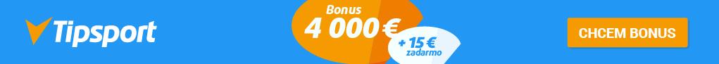 Tipsport banner 1020x90