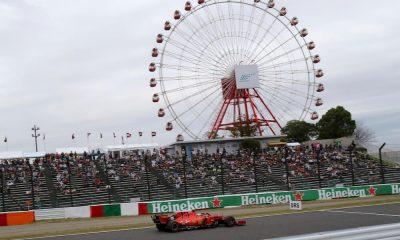 Predstavenie okruhu: Veľká cena Japonska