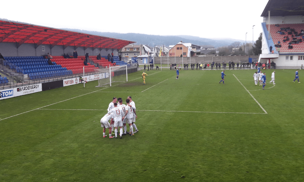 Partizán Bardejov - FK Dubnica, review