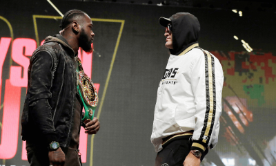 Wilder vs. Fury 2