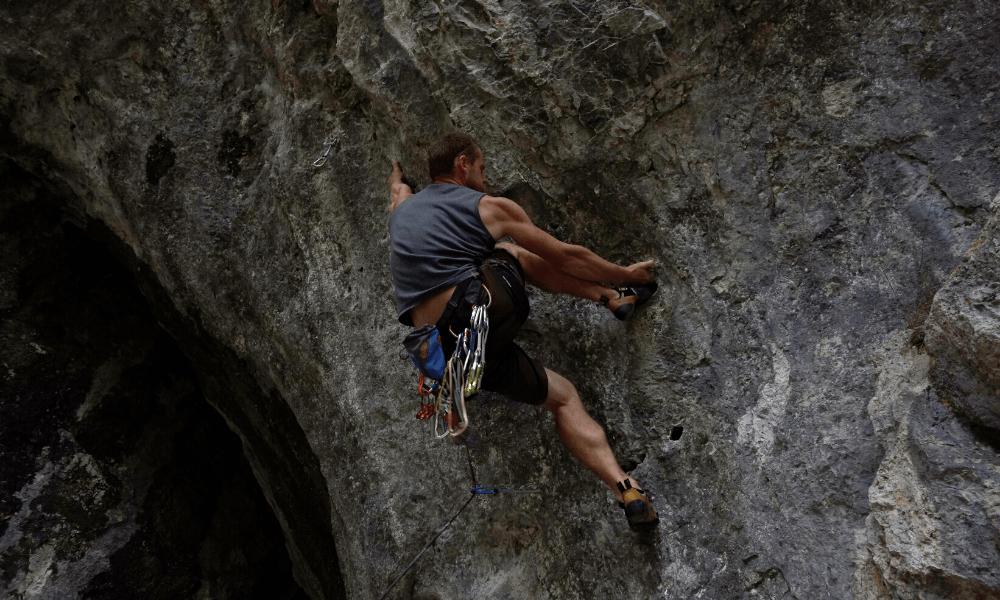 O lezení