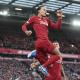 Päťčlenný Premier League dream tím bez hráčov LFC podľa Virgila van Dijka
