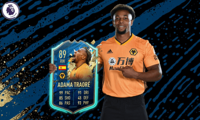 Adama Traoré - TOTSSF - FIFA 20