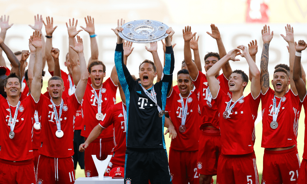 Bayern opäť majster: Poctivá odmena alebo farmárska liga?