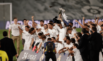 5 pretože: Prečo je Real Madrid majster Španielska?