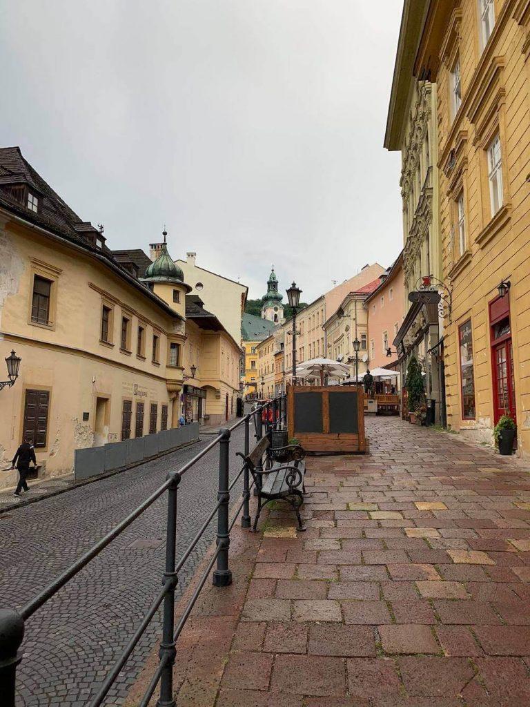 Banská Štiavnica, fotka 2