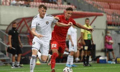 Zo slovenských trávnikov: Spartak Trnava - Sereď