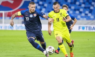 Liga Národov: Slovensko - Česko