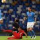 Alkmaar - Neapol, Európska liga