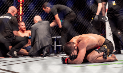 Nurmagomedov koniec v UFC