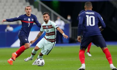 Liga národov: Francúzsko - Portugalsko