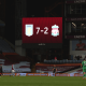 Aston Villa - Liverpool 7:2 Premier League