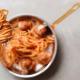 Namotaná na špagety