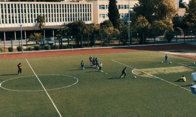 Pouličný futbal