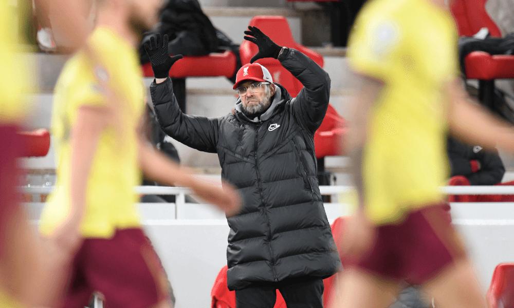 Klopp Liverpool prehra proti Burnley