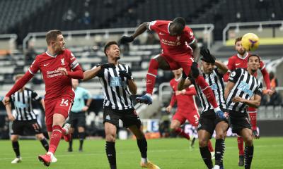 Liverpool Sadio Mane gól