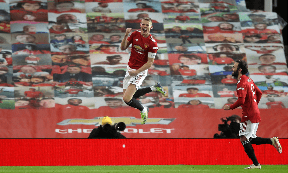McTominay Manchester United