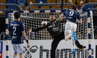 MS v hádzanej - prehra Chorvátska proti Argentíne