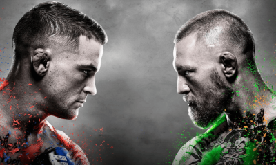 UFC 257: Poirier vs. McGregor