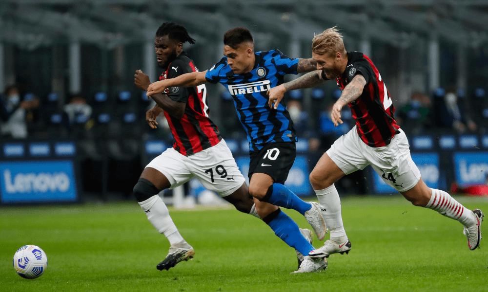 Inter - AC Miláno: Derby della Madonnina