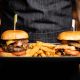 Cheat day - hamburger