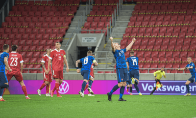 Hubočan v zápase Slovensko - Rusko, kvalifikácia na MS 2022