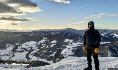 Oliver Saloň turistika
