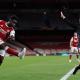 Arsenal - Slavia Praha, Európska liga