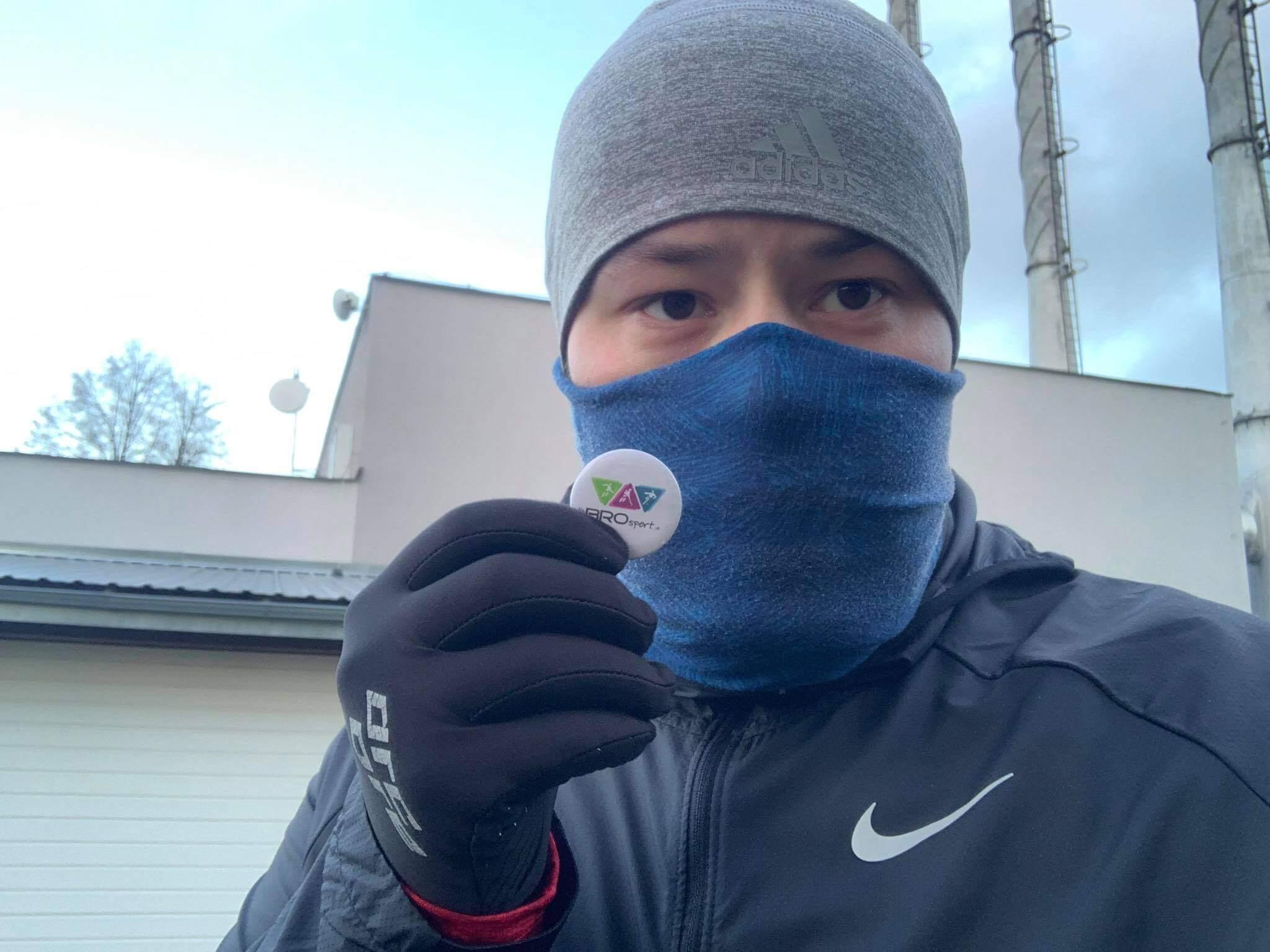 Bežeckých 100 kilometrov - Timo