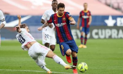 Súboj Messi - Modrič v El Clásico