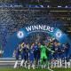 Chelsea Liga majstrov oslava 2020/2021