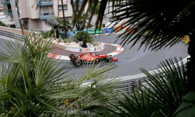 F1 Veľká cena Monaka