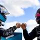 Hamilton a Bottas - Mercedes F1