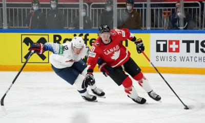 Kanada - USA, MS 2021 v hokeji