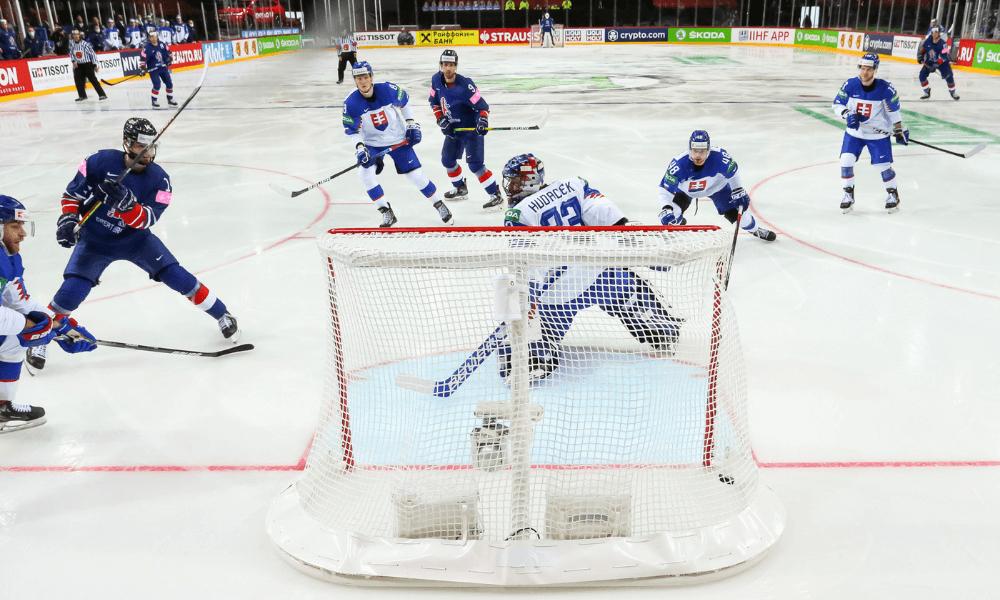 Veľká Británia - Slovensko, MS 2021 v hokeji