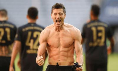 Robert Lewandowski - gólový rekord Bundesliga