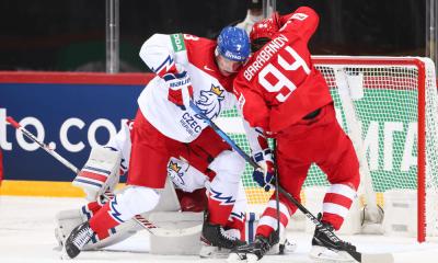 Rusko - Česko, MS 2021 v hokeji