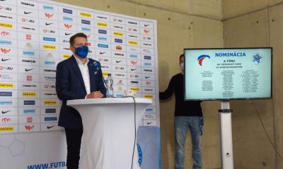 SFZ tlačovka - nominácia Slovensko na EURO