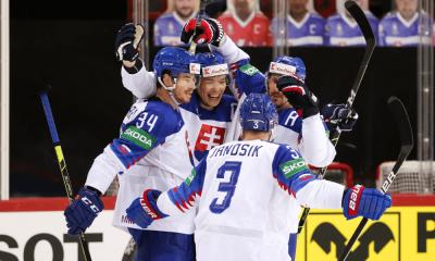 Slovensko - Rusko, MS 2021 v hokeji