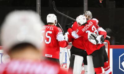 Švajčiarsko - Slovensko, MS 2021 v hokeji