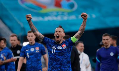 Hamšík po zápase Poľsko - Slovensko na EURO 2020