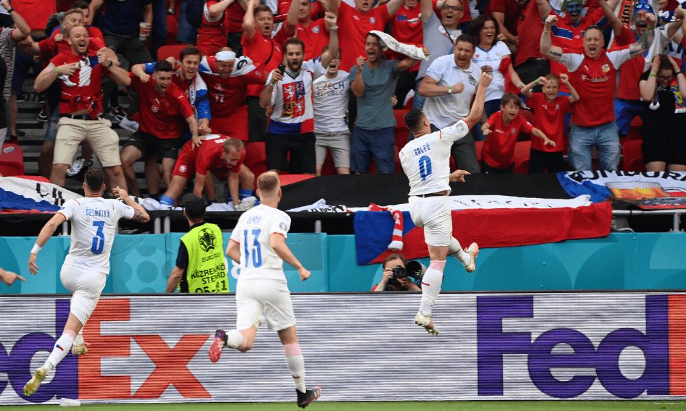 Holandsko - Česko, EURO 2020