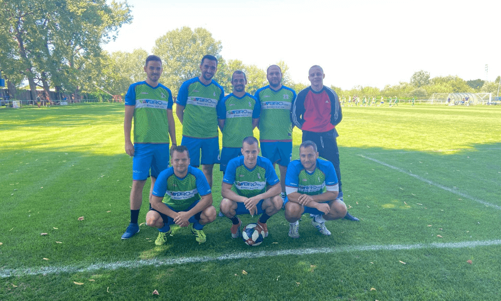 Miniliga - tím BROsport