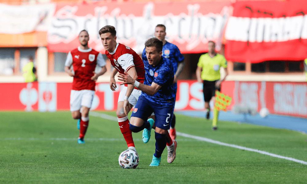 Pekarík v prípravnom zápase Rakúsko - Slovensko