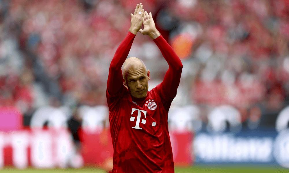Arjen Robben - ukončil kariéru