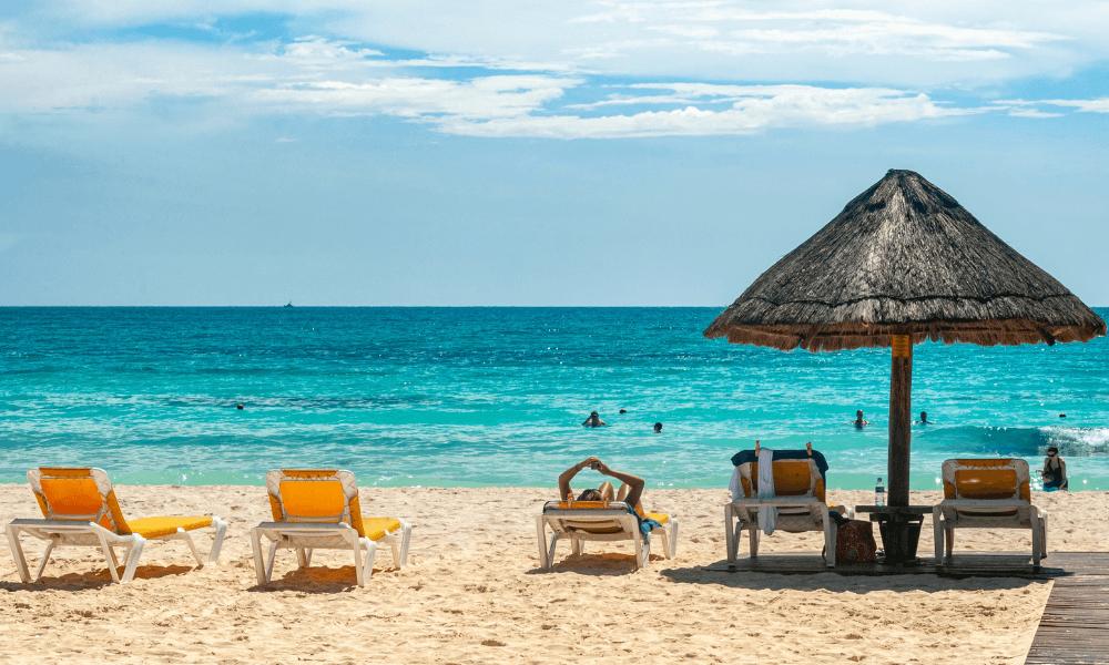 Letná dovolenka pri mori