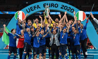 Taliansko - víťaz EURO 2020